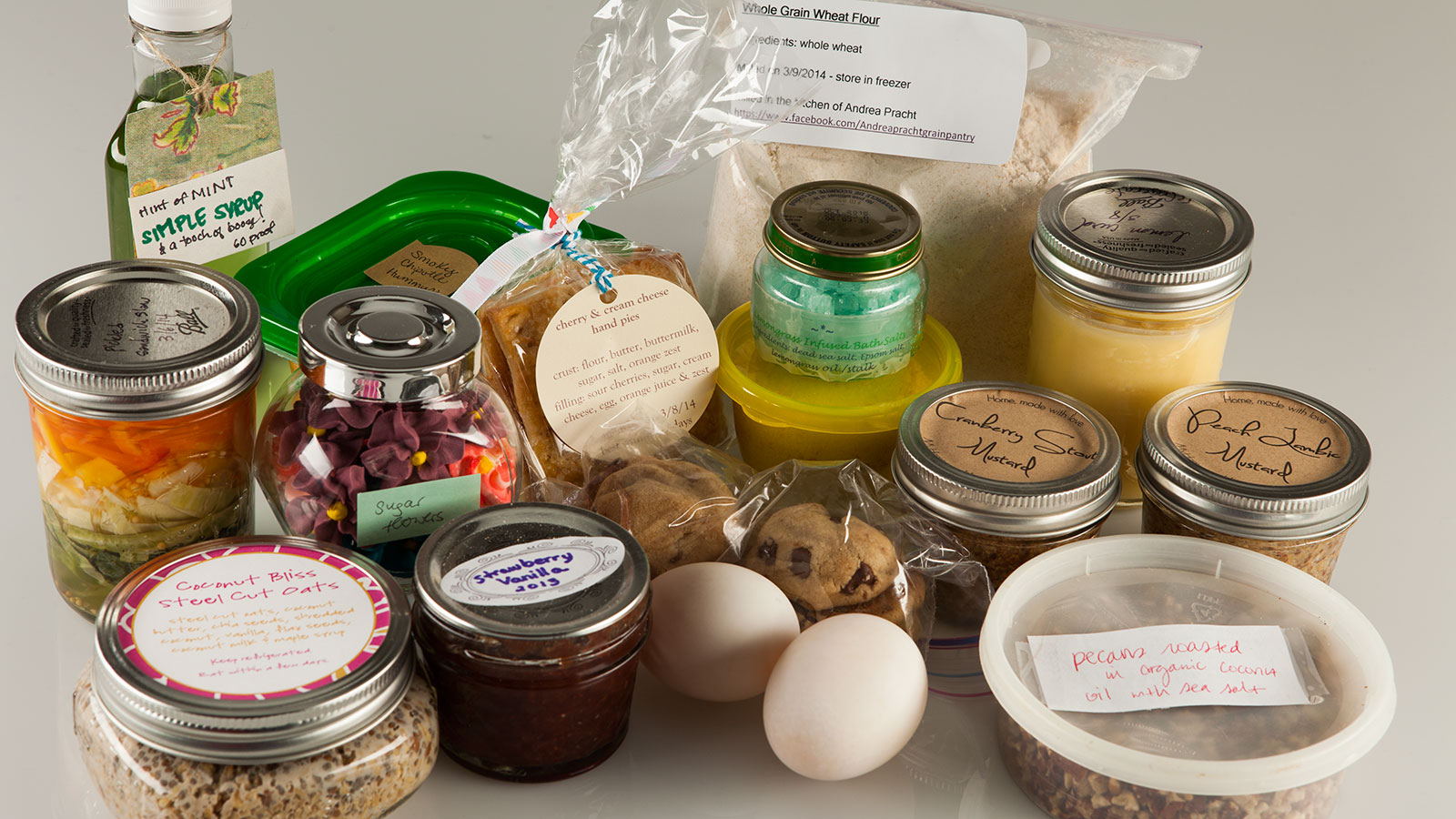 Chicago Food Swap – March 2014