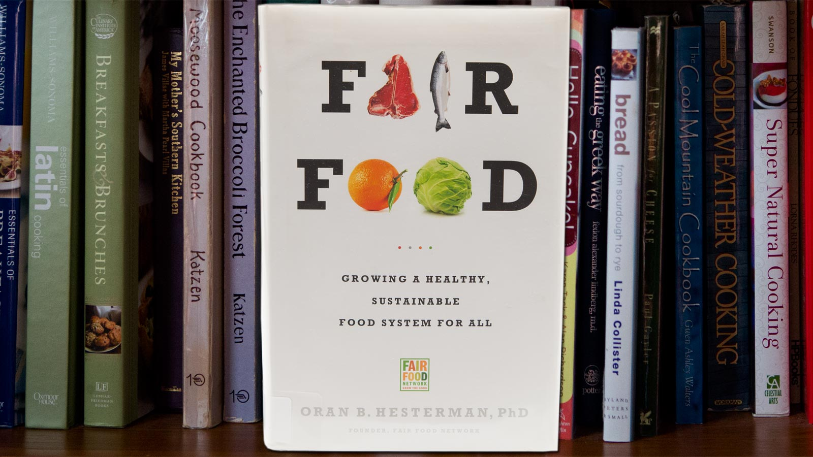 "Review: ""Fair Food"""