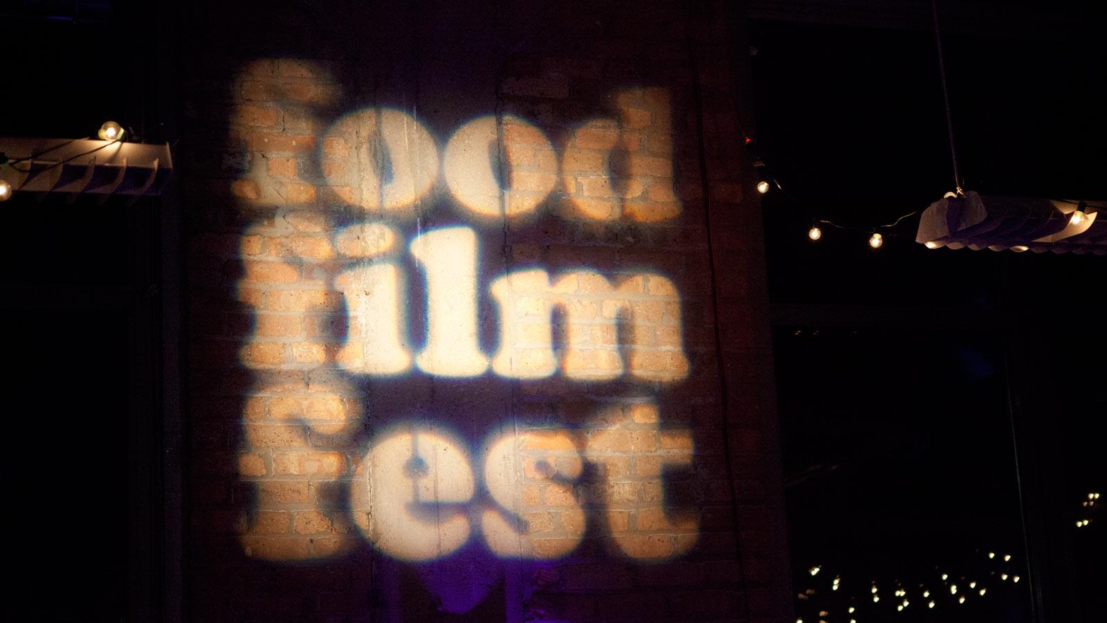 Chicago Food Film Fest 2012